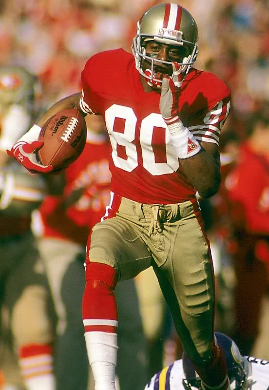 Waldman's Receivers to Defend the Planet: Jerry Rice, the Perfectionist