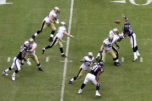 The NFL Lens: Anticipation and Touch with Drew Brees