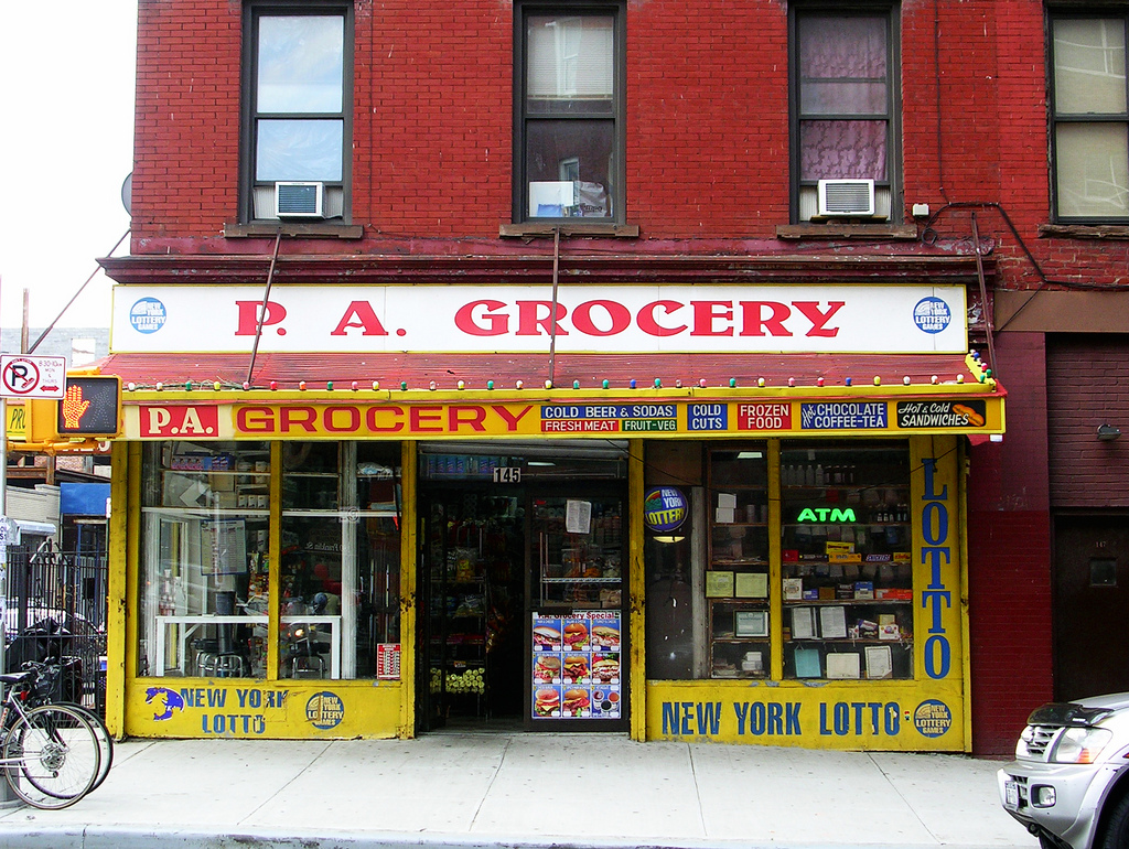 Boycotting the Corner Store: A Lesson for RBs