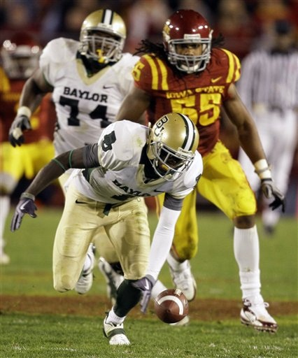 Futures: Baylor WR Terrance Williams