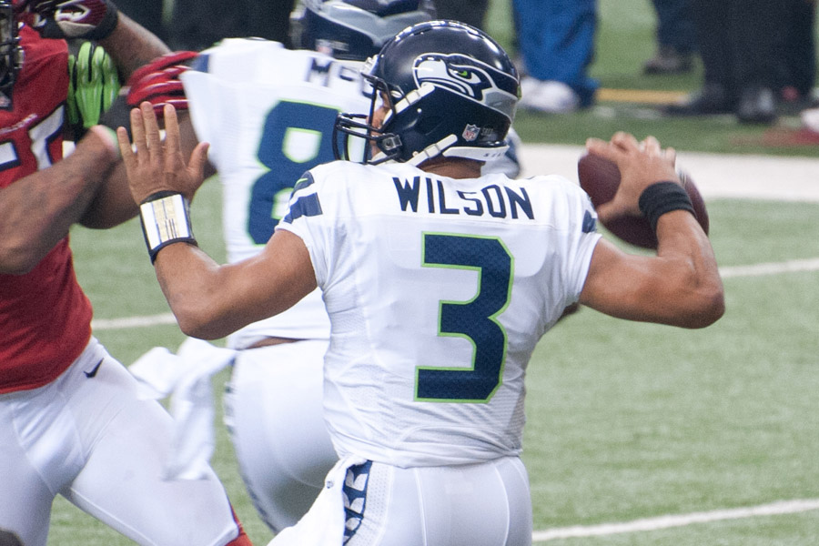 Football Godfather: Russell Wilson (Seattle Seahawks)