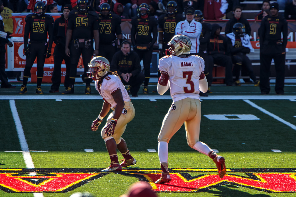 The Kaepernick Project: FSU QB E.J. Manuel
