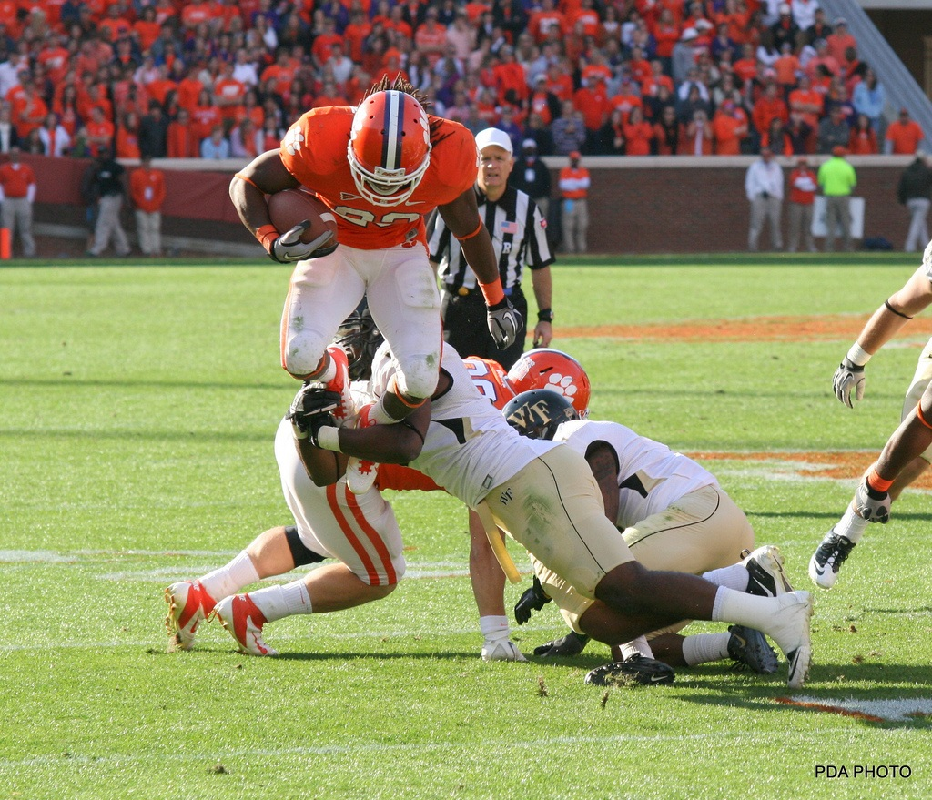 Behind the Scenes Thoughts on Running Backs in 2013 RSP