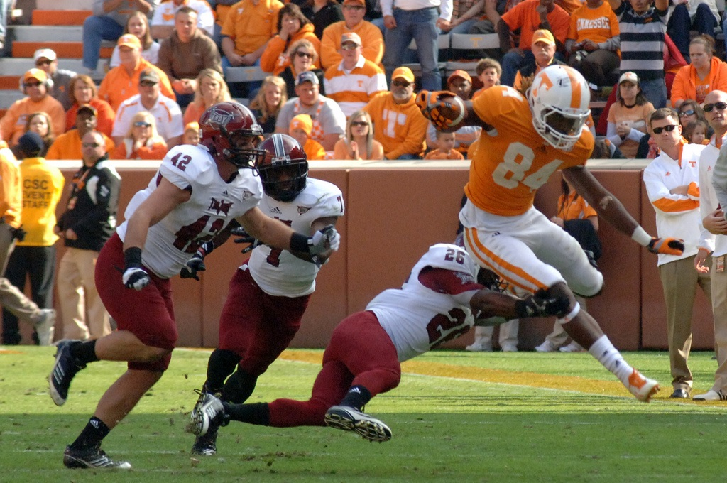 The Elusiveness Factor: Patterson-Austin-Woods By Nick Whalen