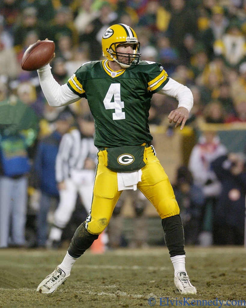 Matt Waldman's QB to Defend the Planet: Brett Favre