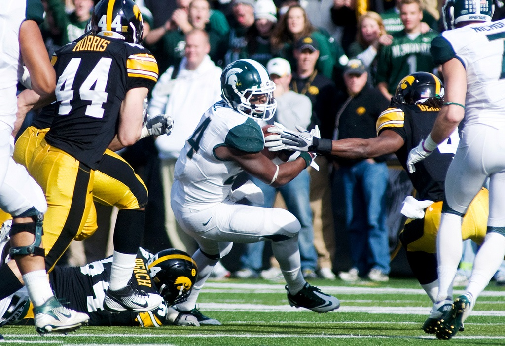 Boiler Room: Michigan State RB Le'Veon Bell
