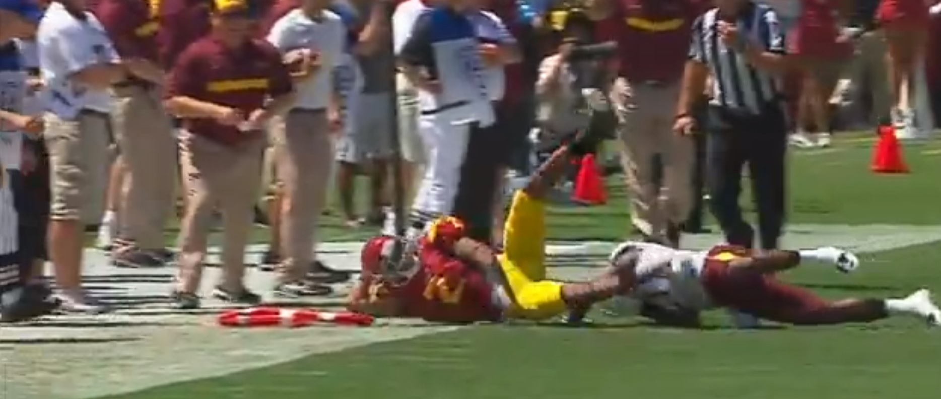 Boiler Room Series: USC WR Robert Woods
