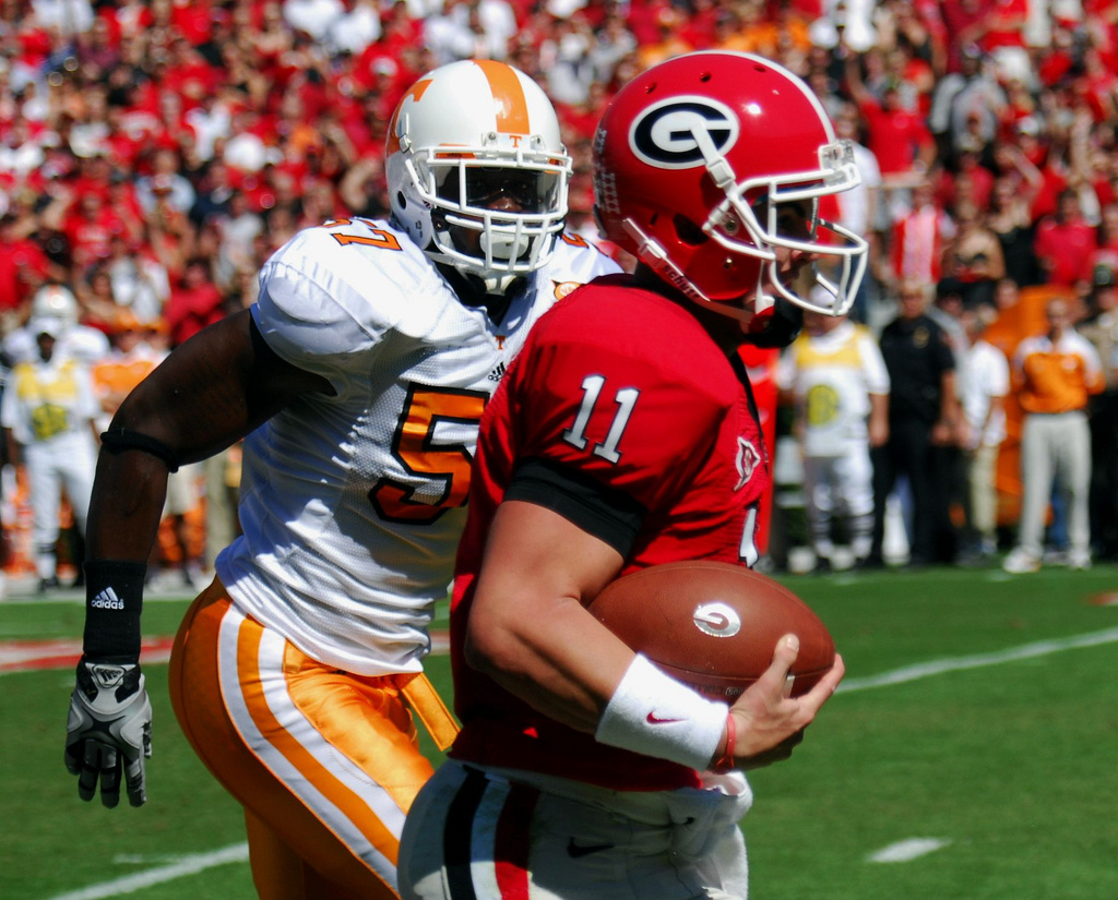 Futures: UGA QB Aaron Murray