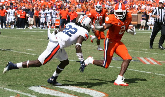 The Little Things That Make Sammy Watkins A Big Deal