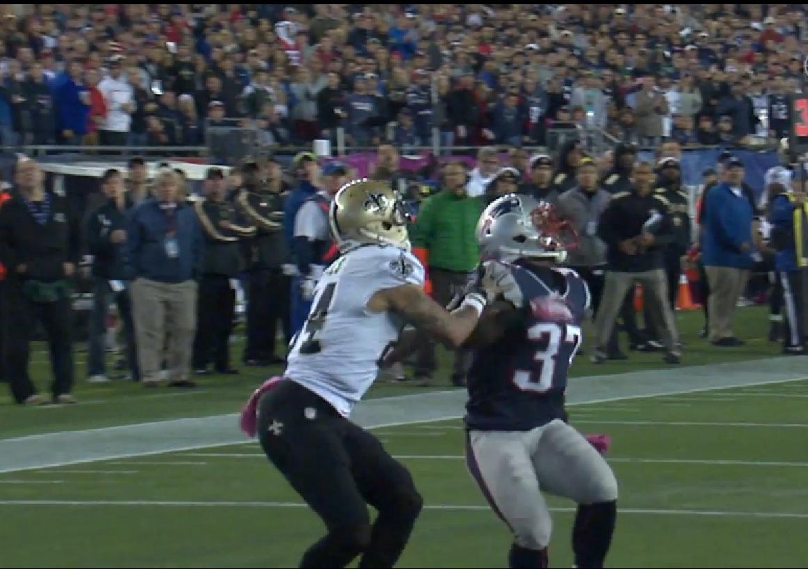 NFL Closeup: Kenny Stills and 50/50 Ball Technique