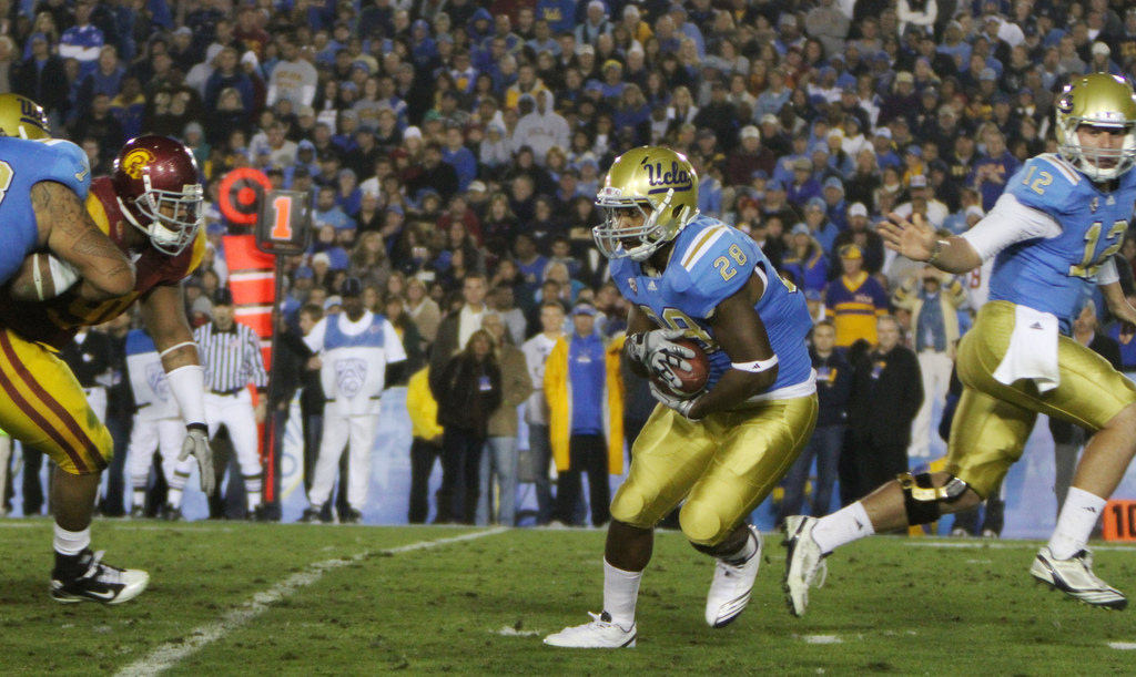 Futures at Football Outsiders: UCLA RB Malcolm Jones