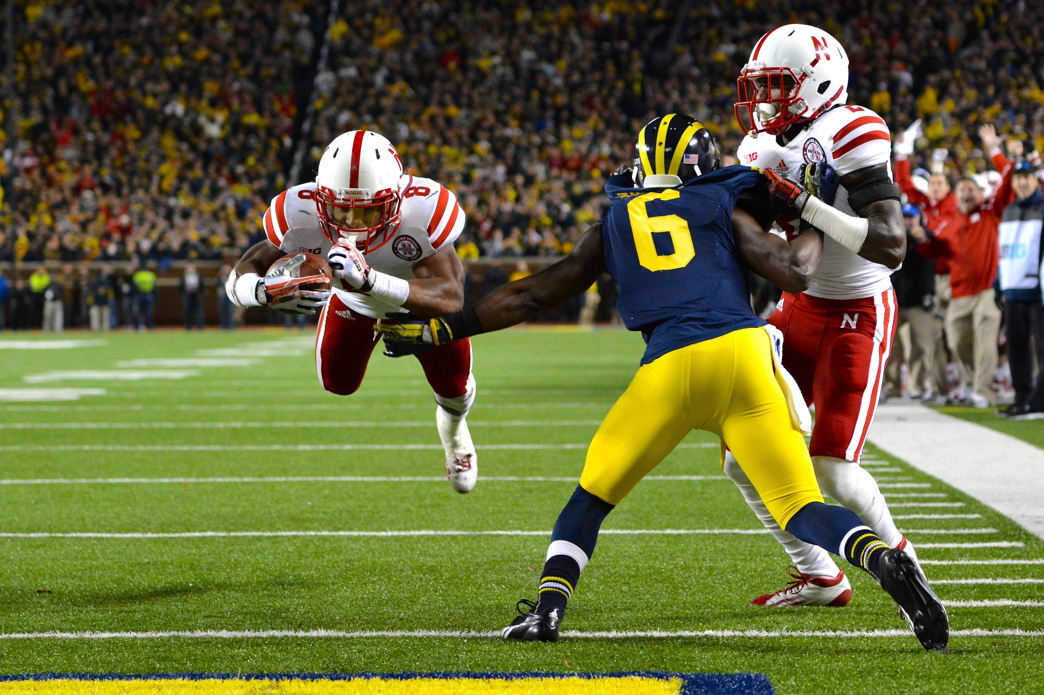 The Boiler Room: Nebraska RB Ameer Abdullah — The Difficulty of Judging Football Speed