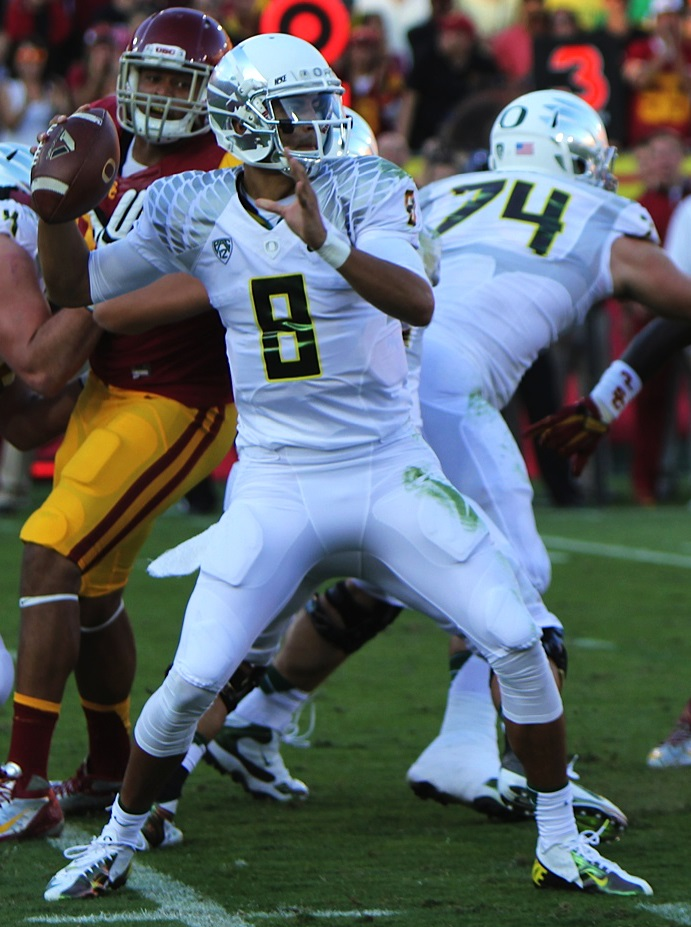 Futures: Oregon QB Marcus Mariota