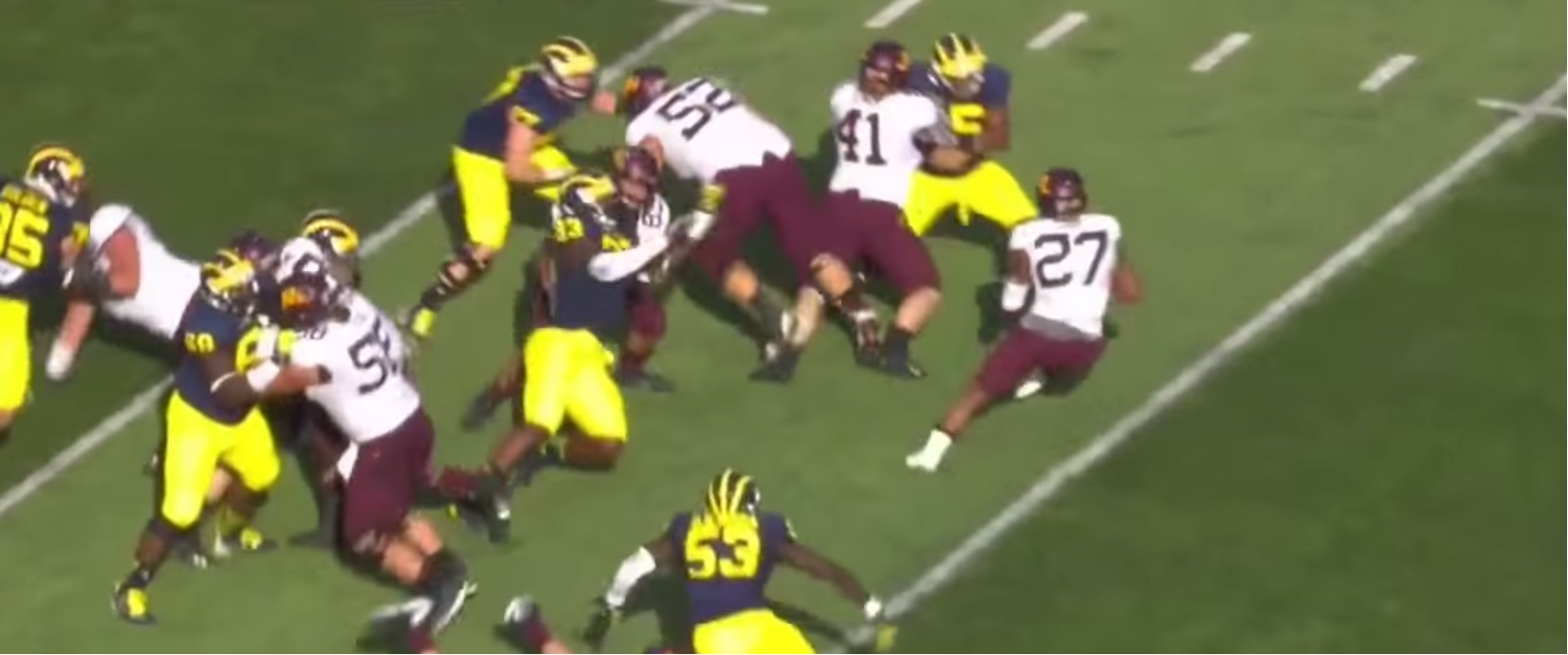 RSP Film Room No.13: RB David Cobb w/Emory Hunt
