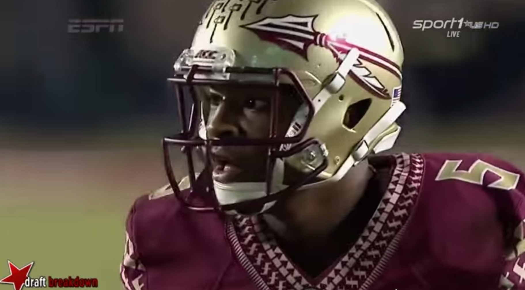 Jameis Winston: Leadership (On Stage and Behind the Curtain)