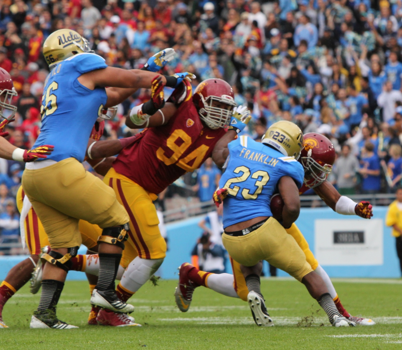 Futures: USC DT/DE Leonard Williams
