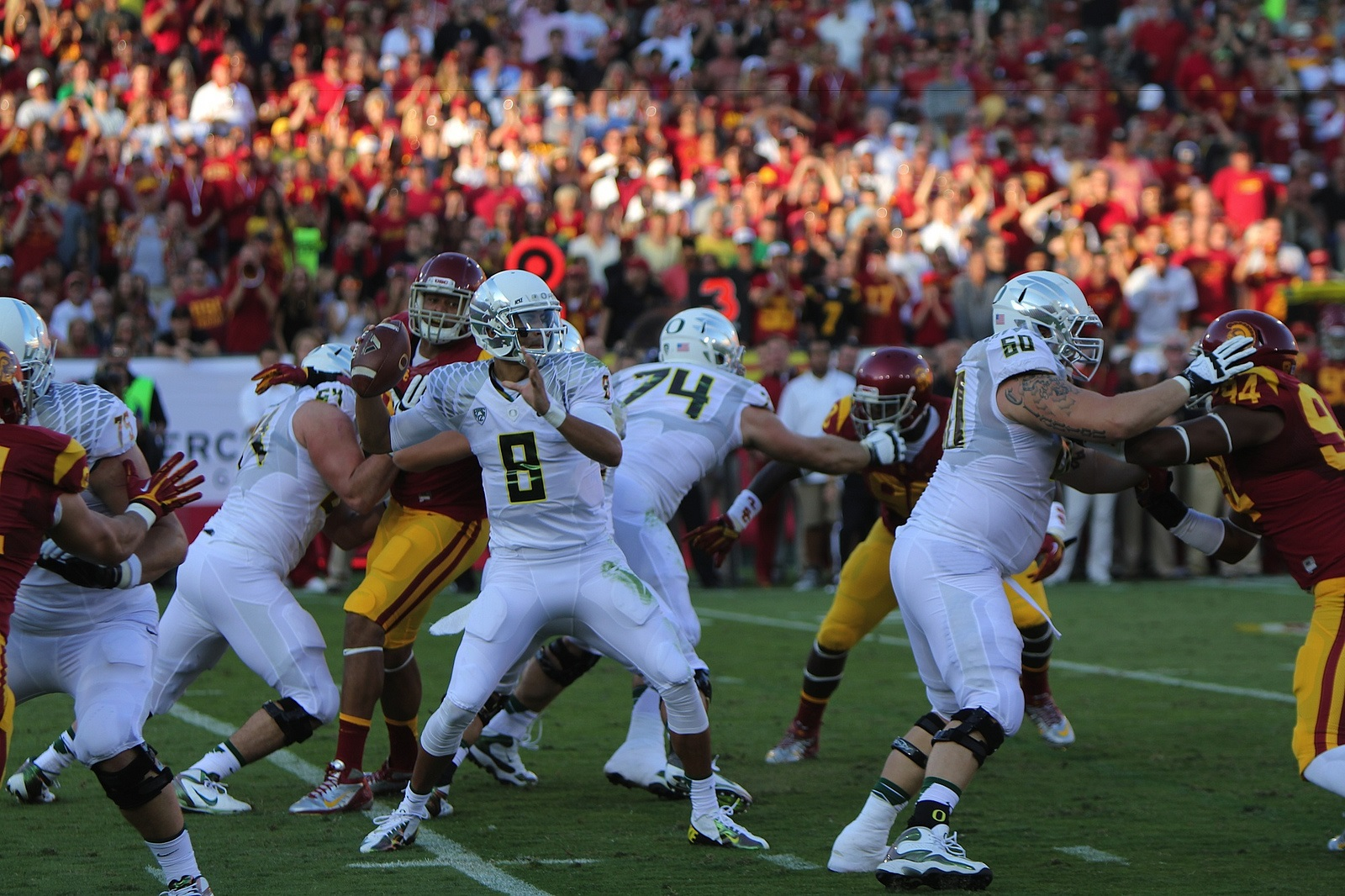 RSP Film Room No.42: QB Coach Will Hewlett on Marcus Mariota