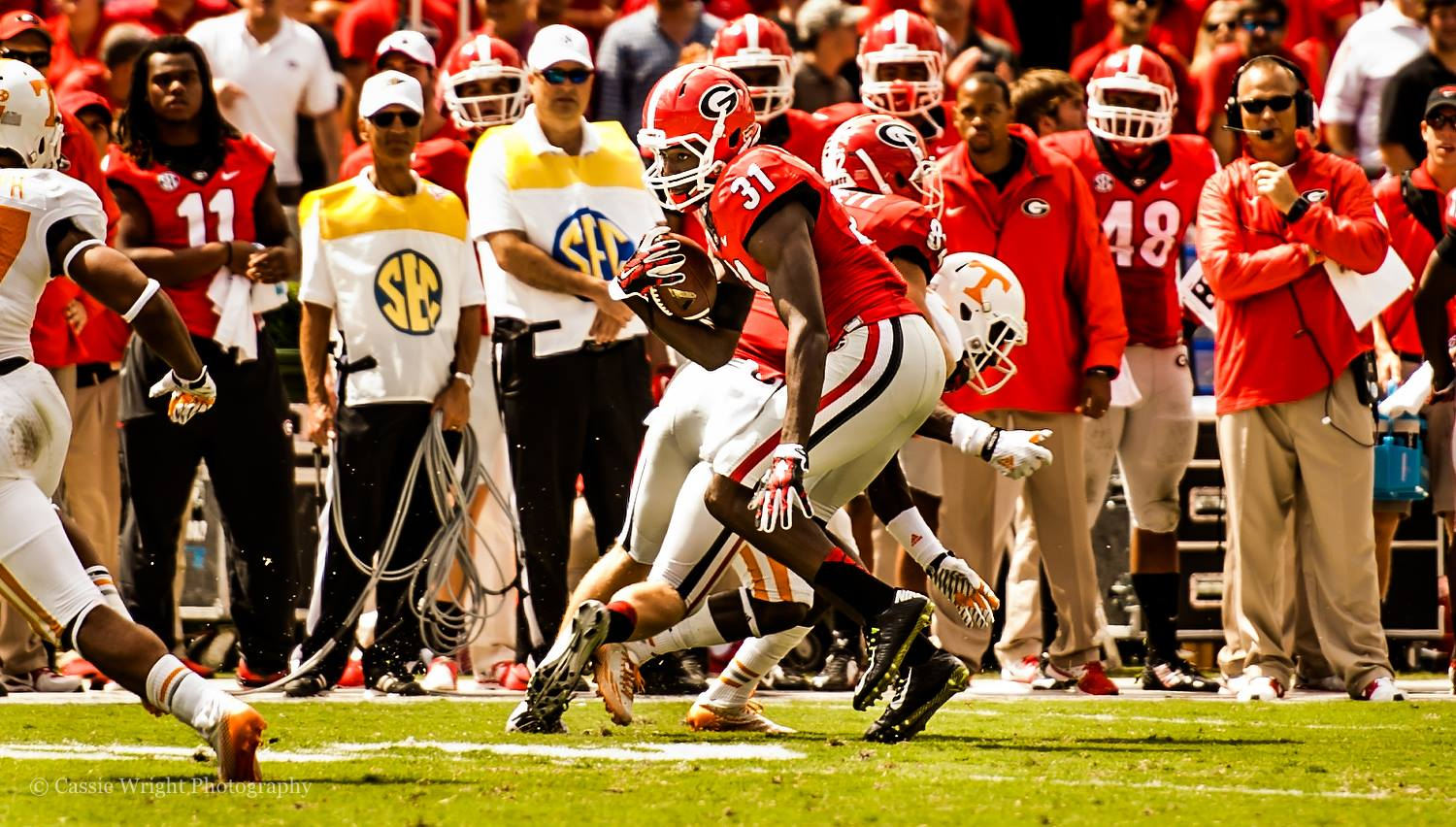 Boiler Room: UGA WR Chris Conley