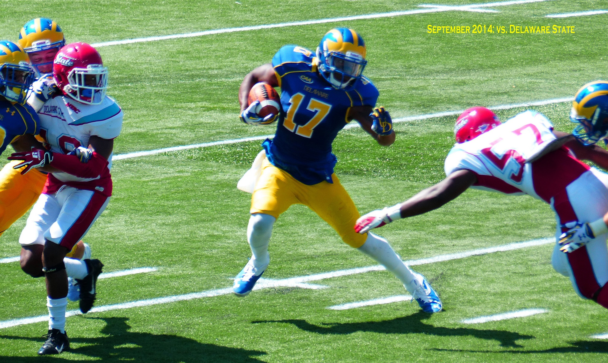 Setting It (Up) Straight: A Route Misnomer, Starring Delaware's Mike Johnson