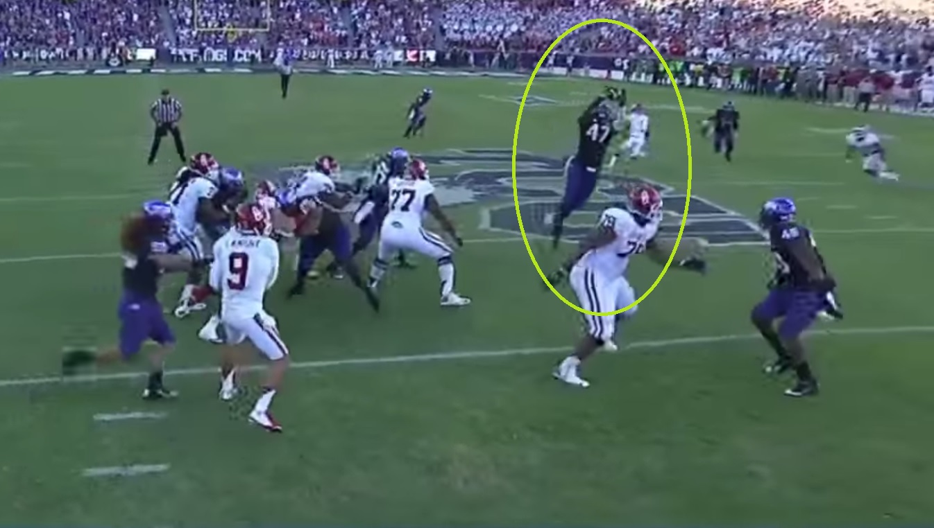 RSP Film Room No.33: TCU LB Paul Dawson