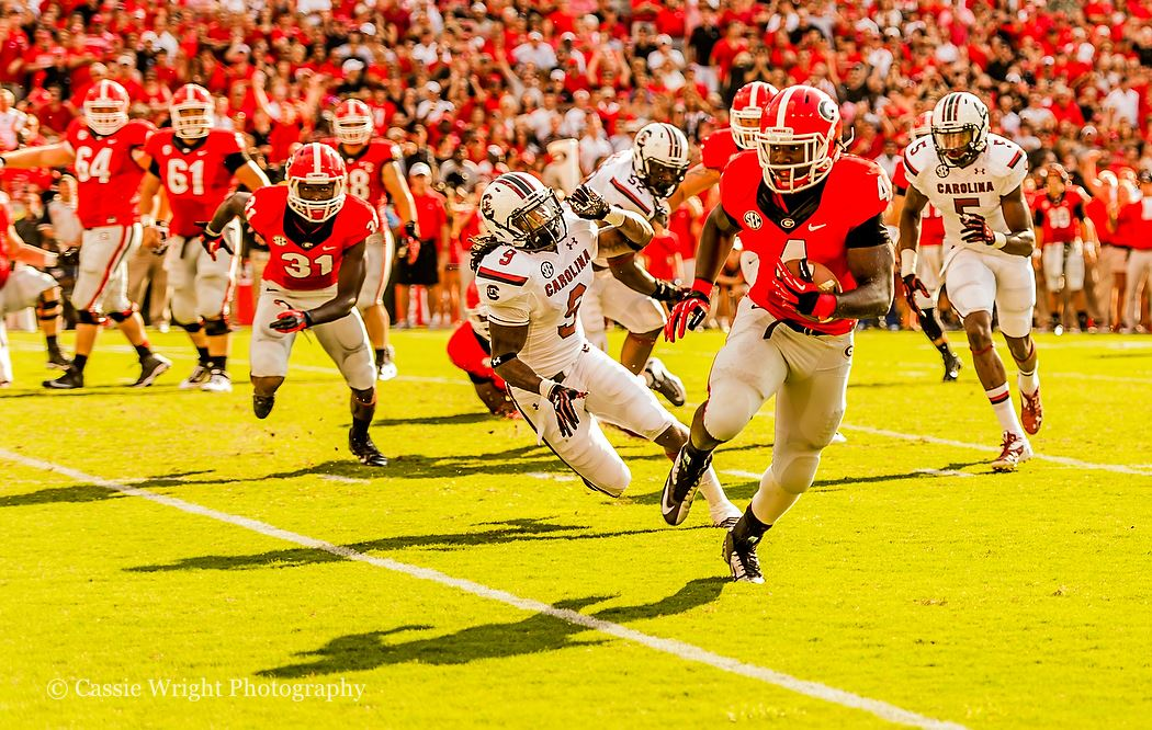 RSP Film Room No.86: RB Keith Marshall