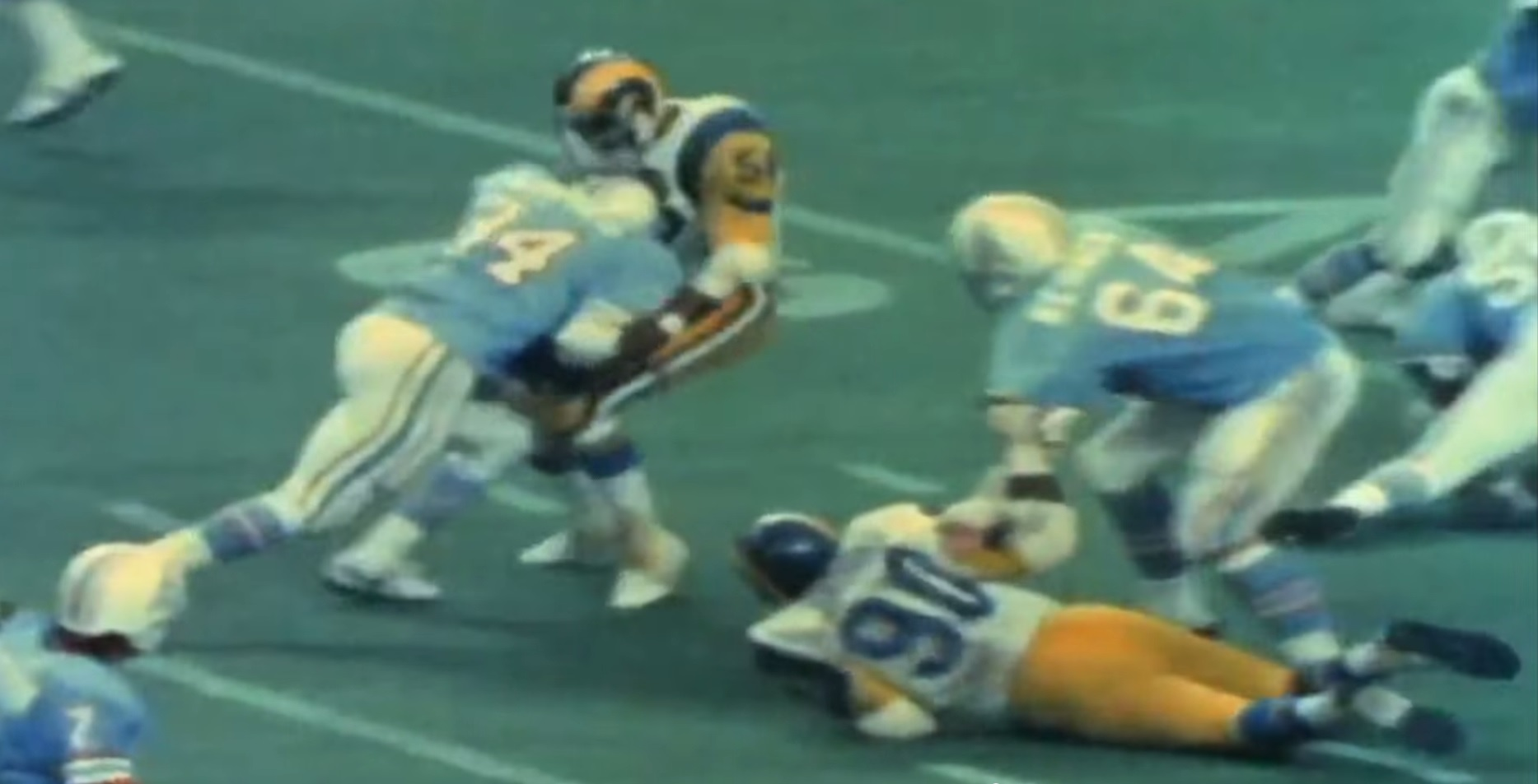 Matt Waldman's RB Cut-Down No.12: Earl Campbell