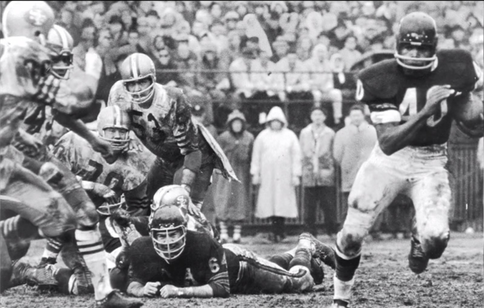 Matt Waldman's RB Cut-Down No.11: Gale Sayers