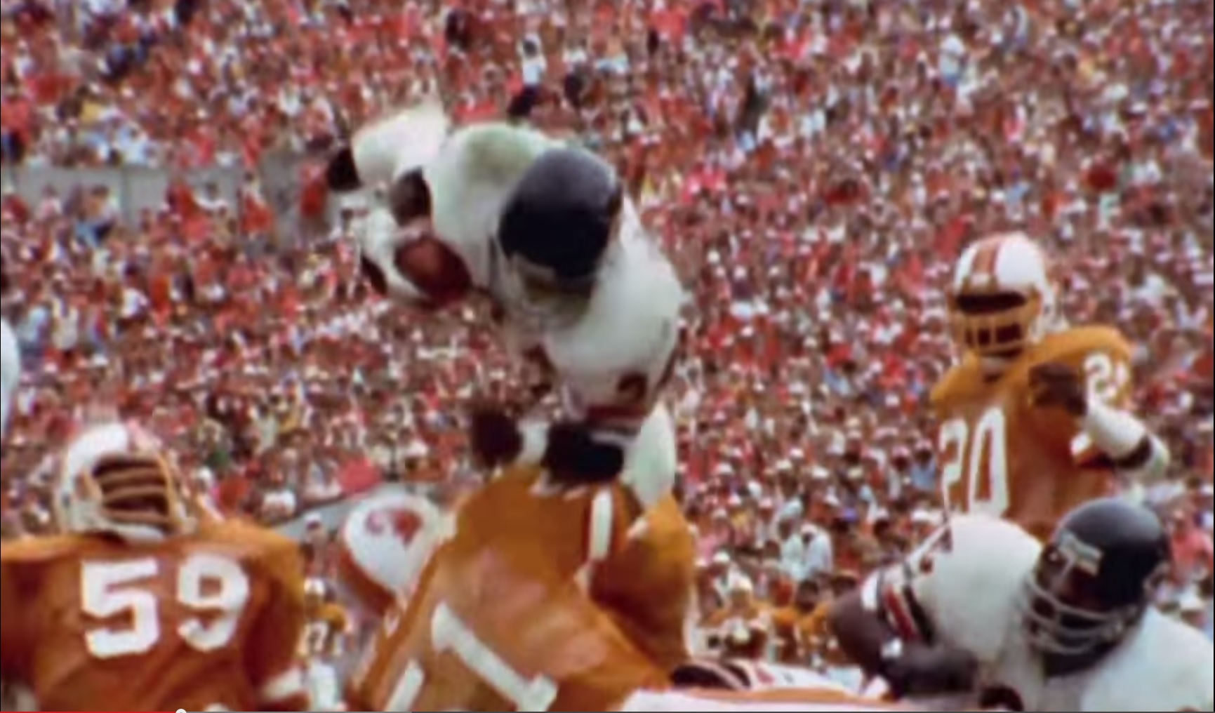 Waldman's RB Cut-Down to Defend the Planet: No. 1 Walter Payton…the Final Cut