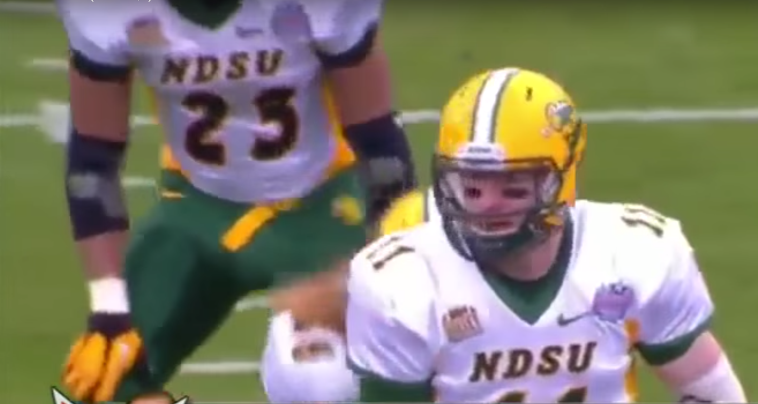 RSP Film Room No.52: QB Carson Wentz w/Mark Schofield
