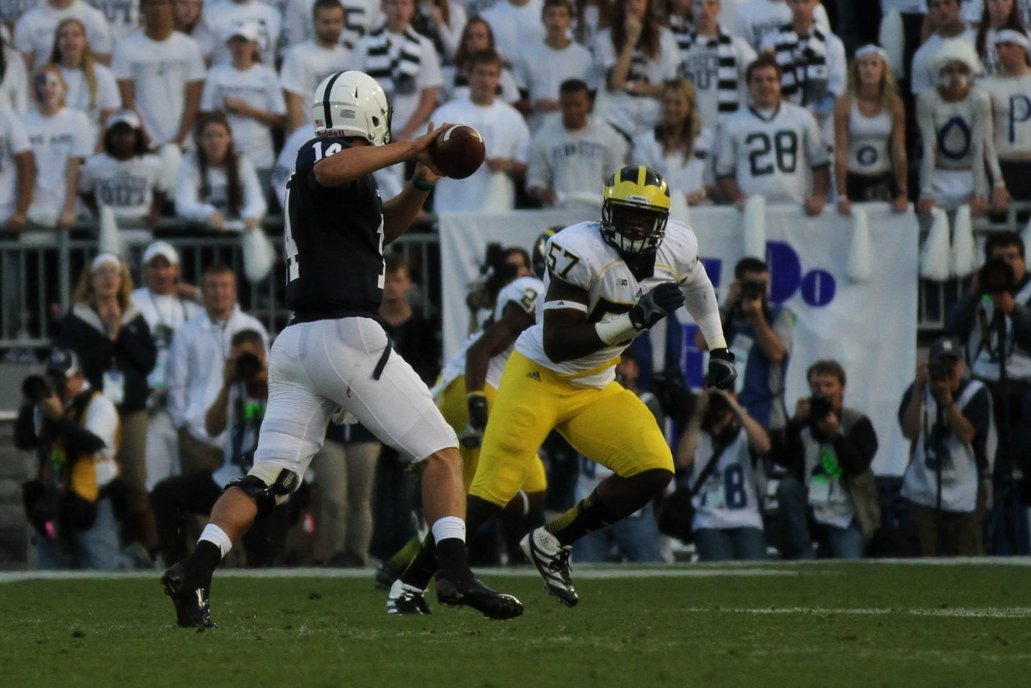 RSP Film Room No.51: PSU QB Christian Hackenberg