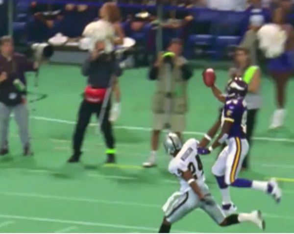 Waldman's Receivers to Defend the Planet: Randy Moss