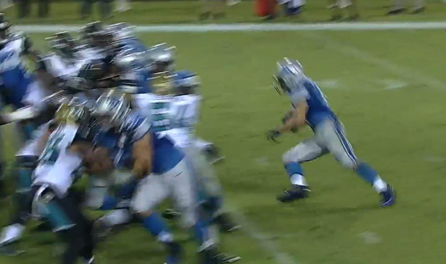 RSP Sample Evaluation: Lions RB Zach Zenner
