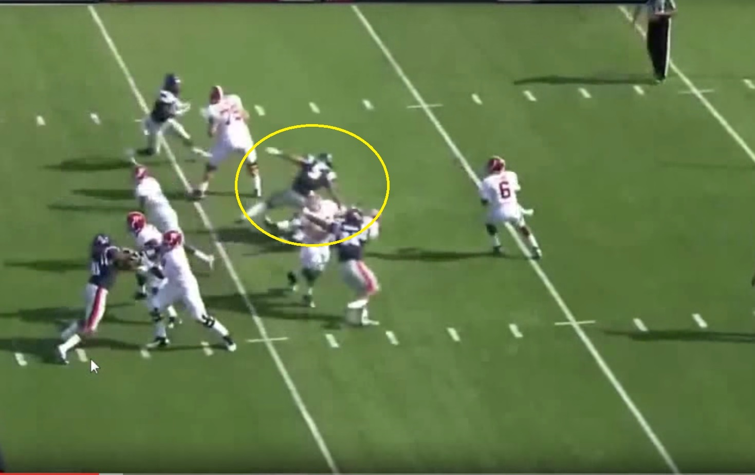 RSP Film Room No.54: Ole Miss DT Robert Nkemdiche
