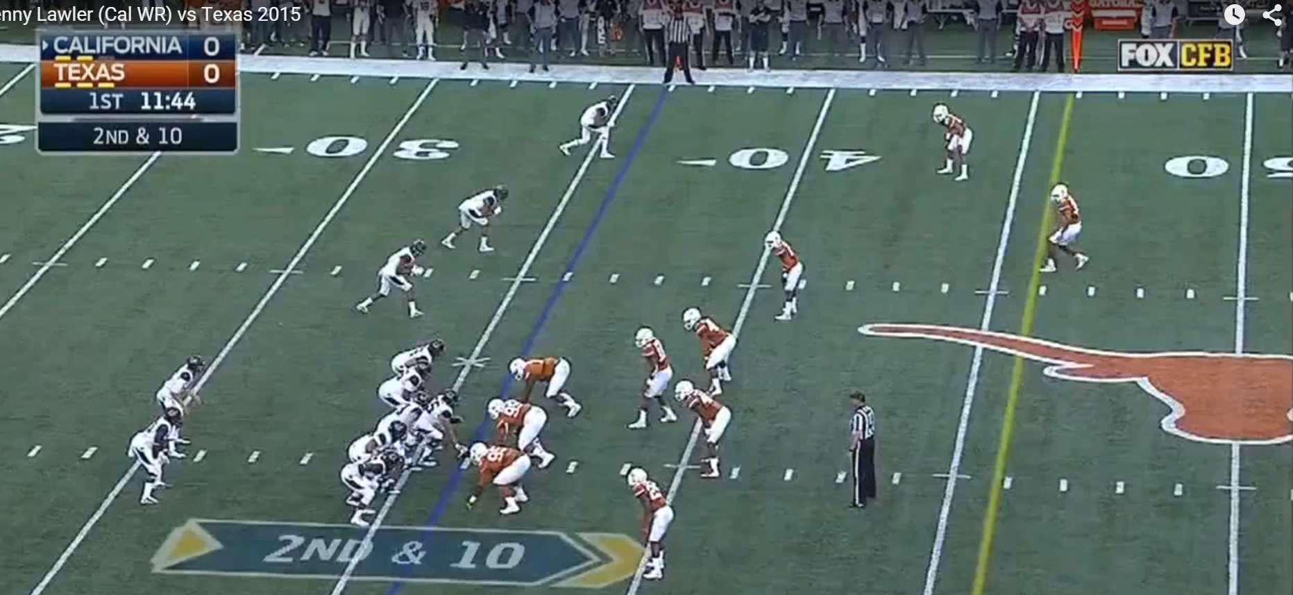 RSP Film Room No.71: WR Kenny Lawler, Cal