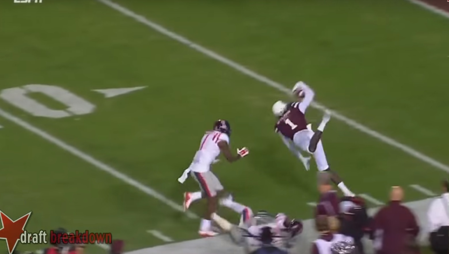 RSP Film Room No.68: WR De'Runnya Wilson, Mississippi St.
