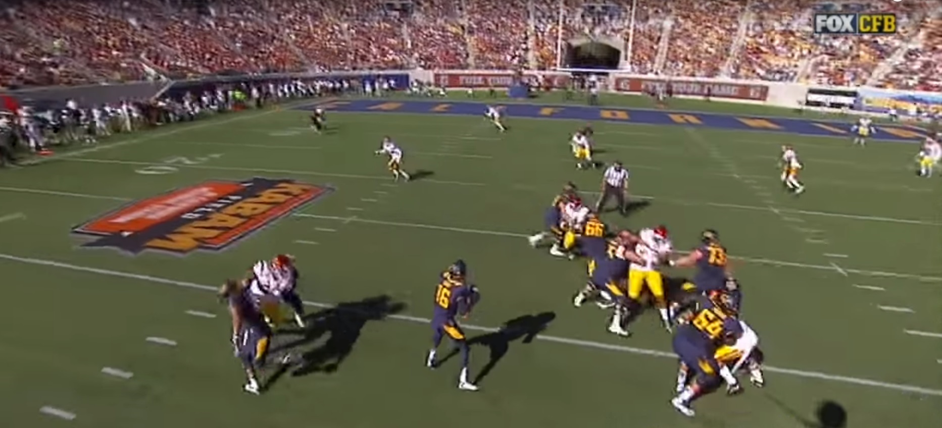 RSP Film Room: Cal QB Jared Goff