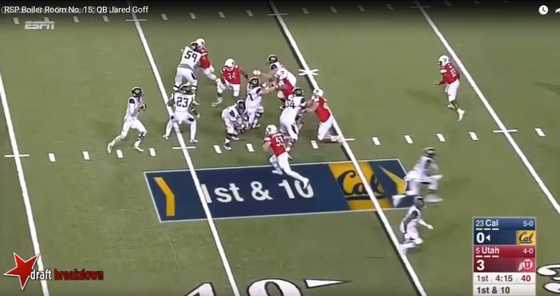 RSP Boiler Room No.15: Going Deep With QB Jared Goff