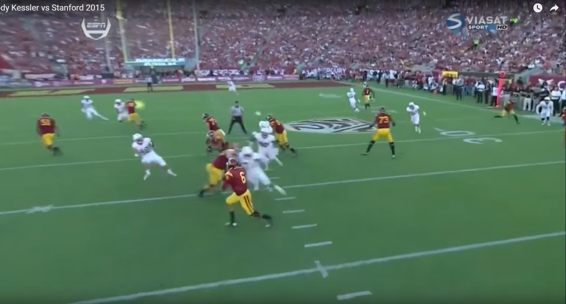 RSP Boiler Room No.13: USC QB Cody Kessler, Flow Within Structure