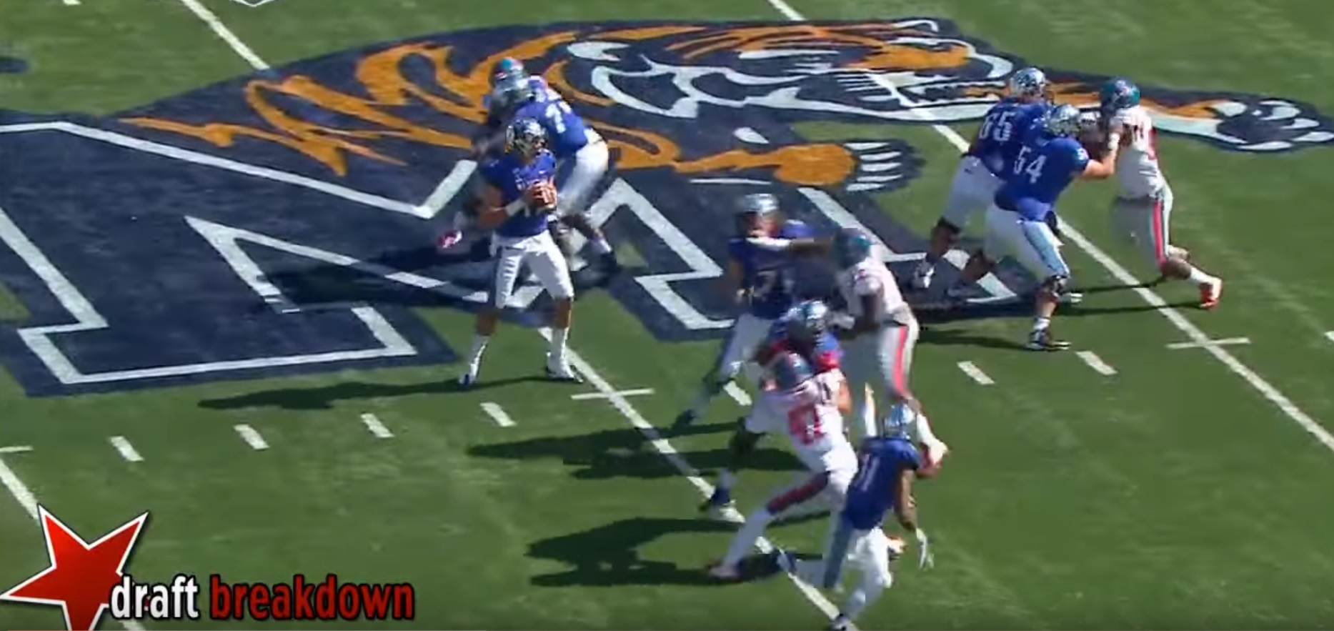 RSP Boiler Room No.9 & No.10: Memphis QB Paxton Lynch