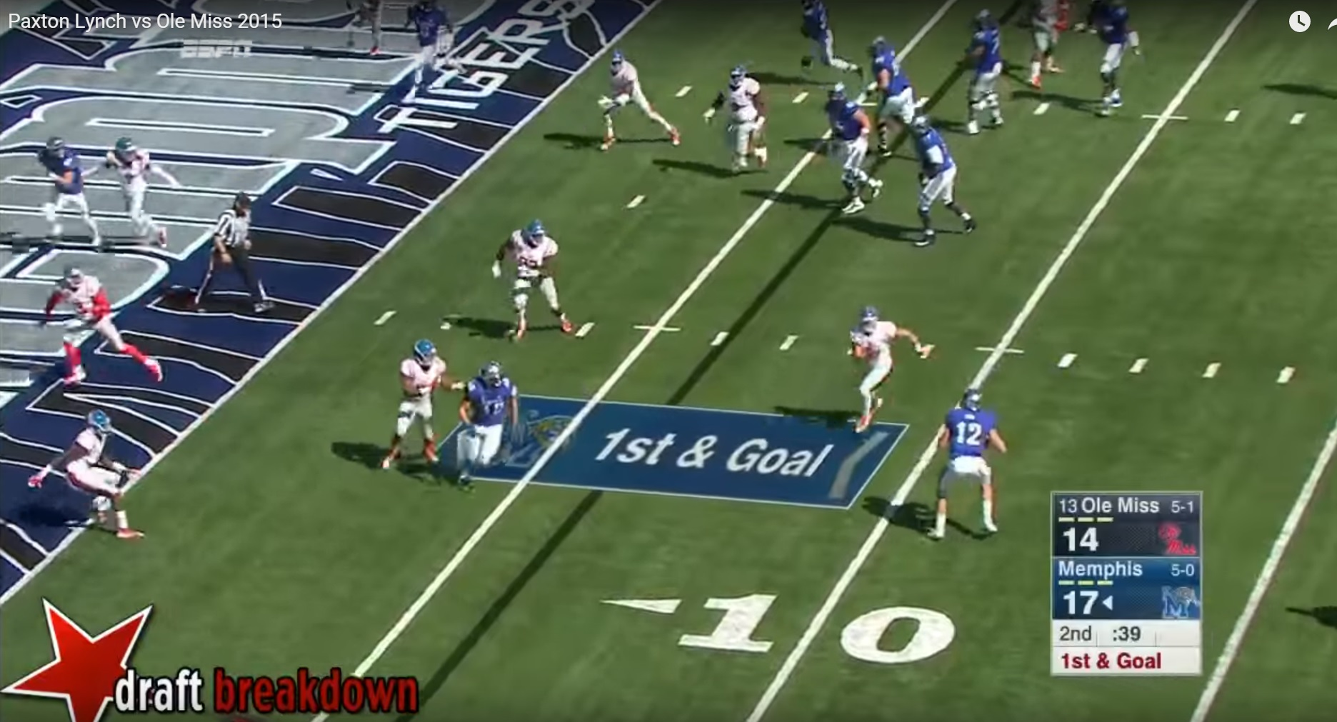 RSP Boiler Room No.11: Paxton Lynch Part III