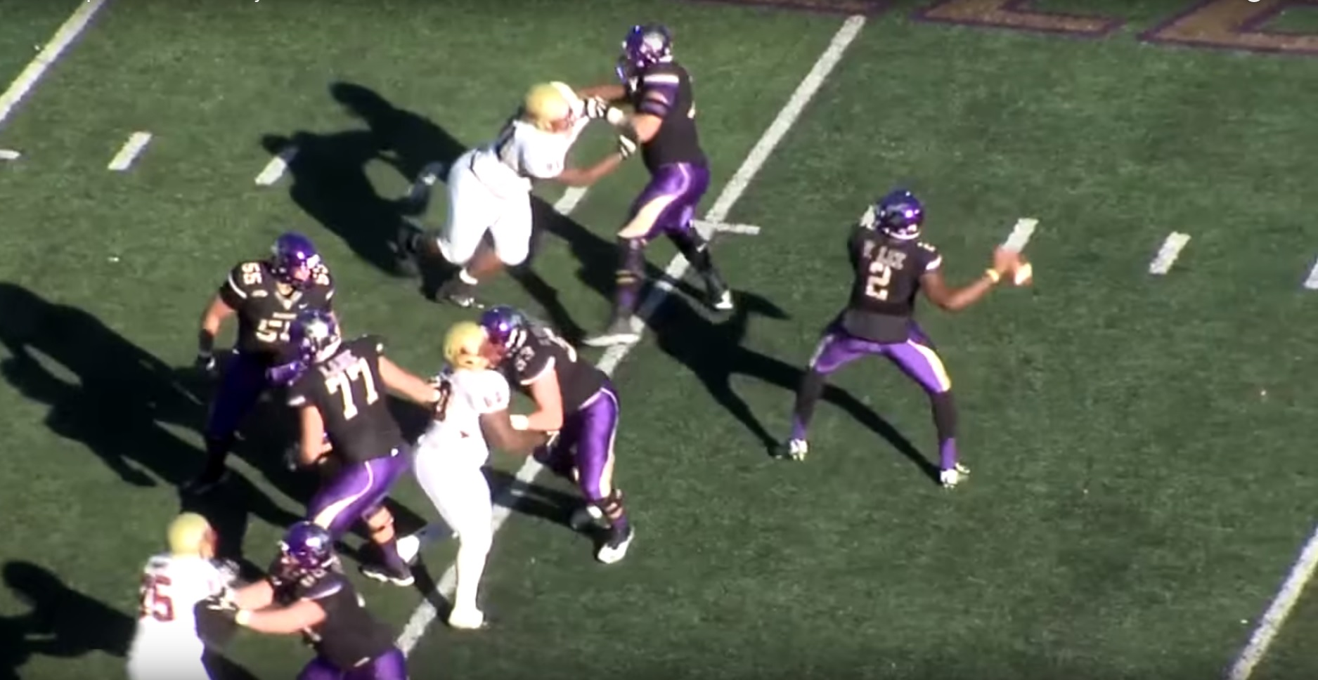 RSP Rorshach: QB Vad Lee, James Madison