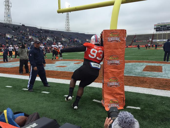Senior Bowl Defensive Wrap