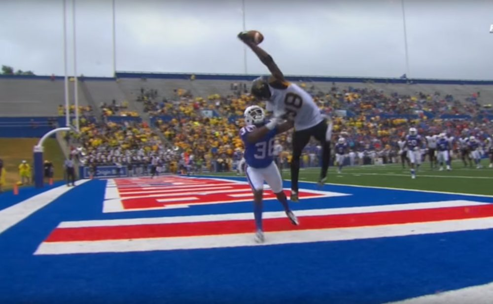 RSP Film Room No.69: S.Miss WR Michael Thomas, Sleeper Alert
