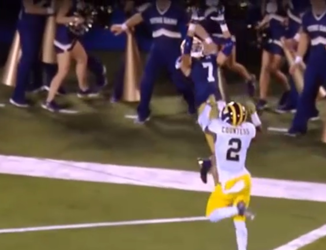 "RSP Boiler Room No.16: WR William ""Flash"" Fuller, Notre Dame"