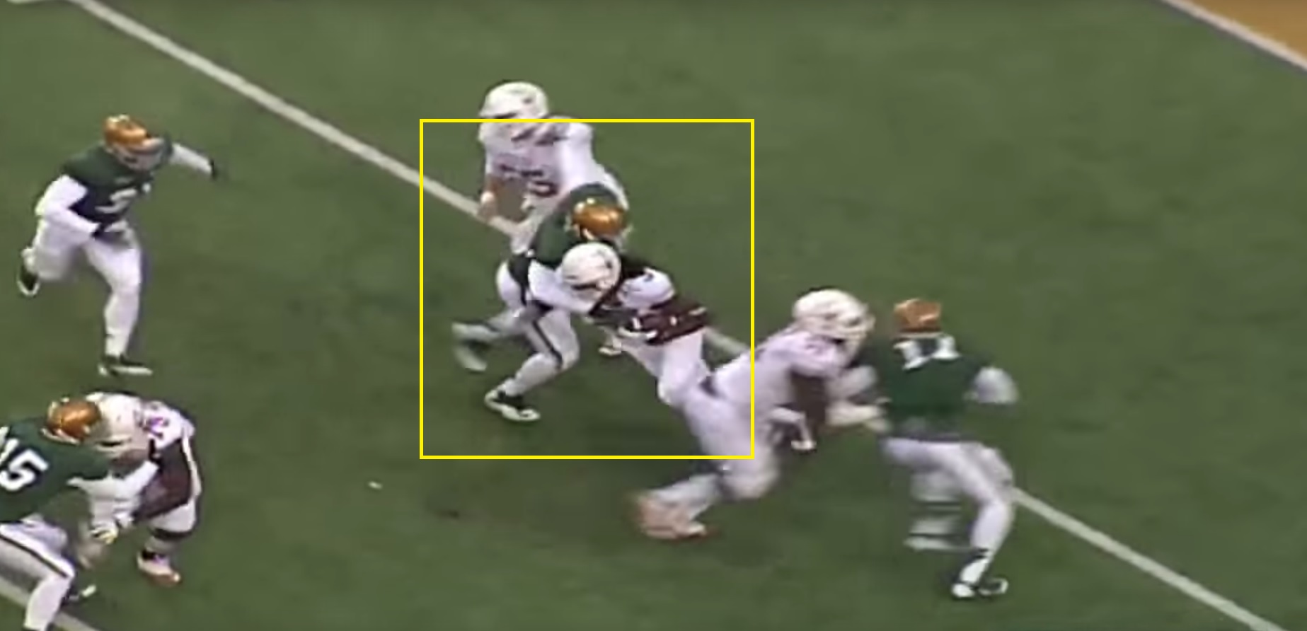 RSP Film Room No.73: Baylor DT Andrew Billings