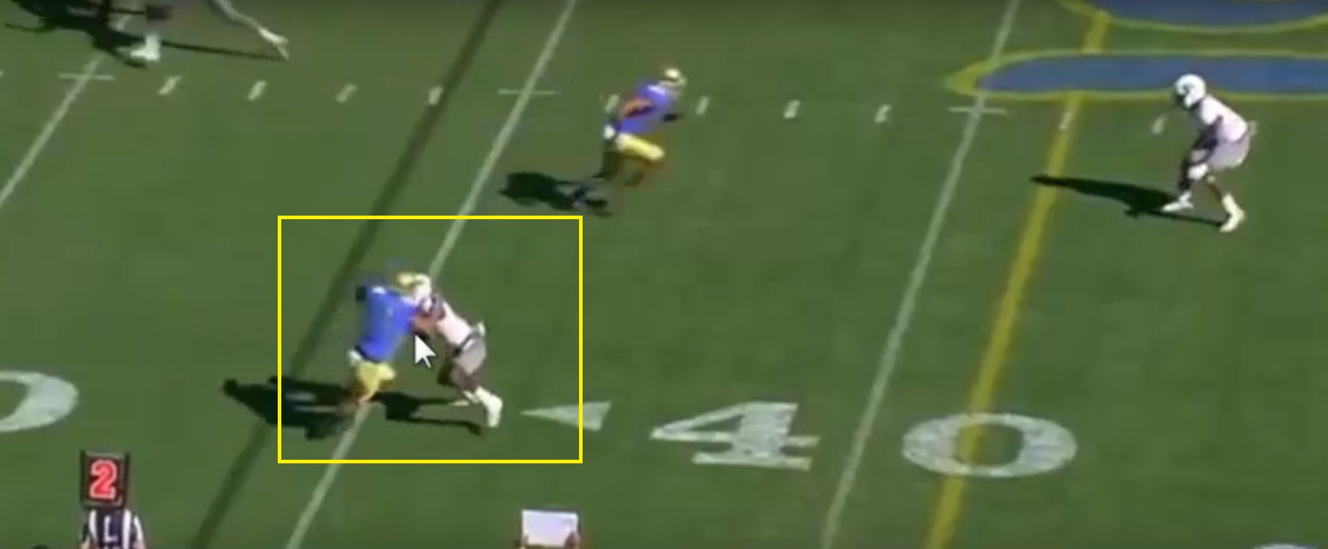 RSP Boiler Room No.24: Swimming With WR Jordan Payton