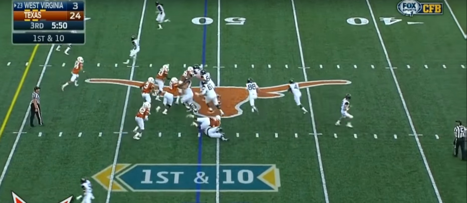 RSP Boiler Room No.25: RB Wendell Smallwood & The Craft of The Gap Play