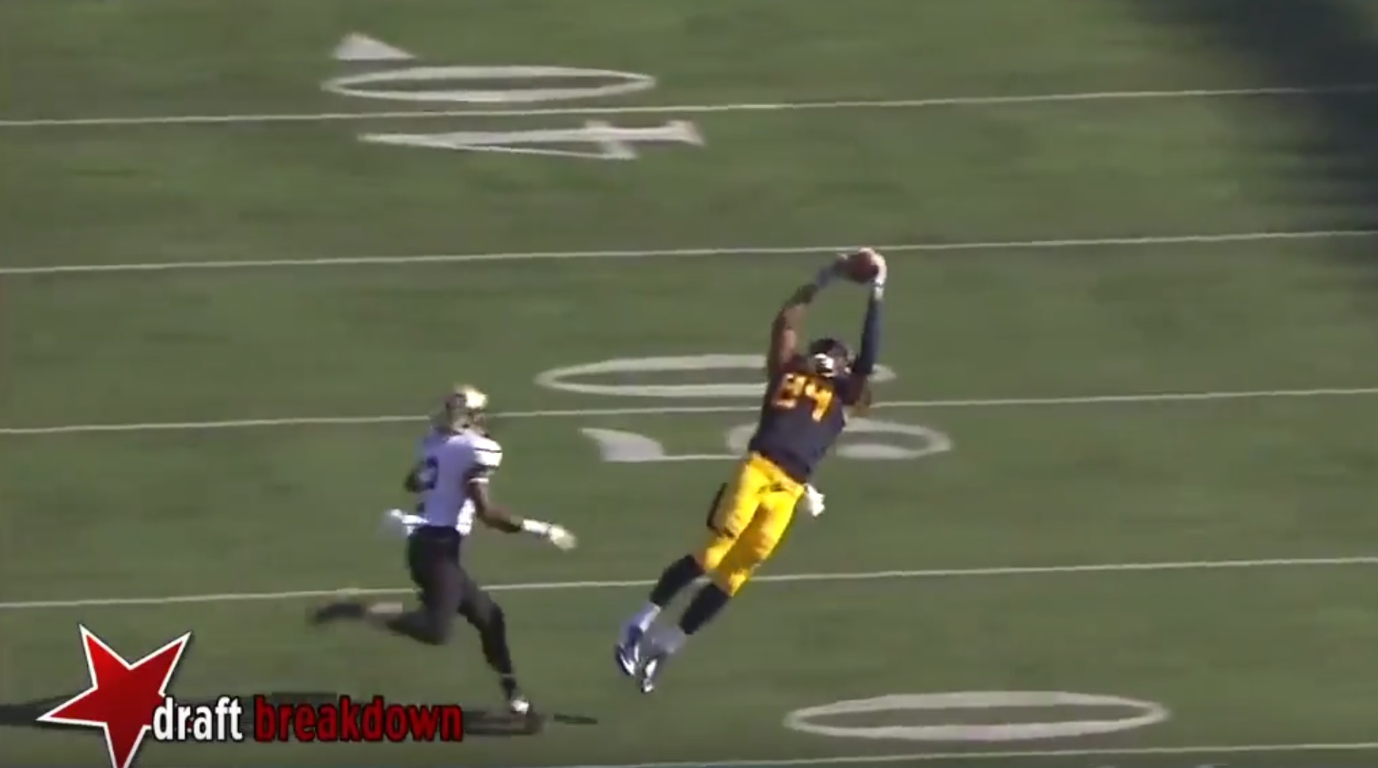 RSP Boiler Room No.23: TE/WR Stephen Anderson, Cal – Intangibles on Film