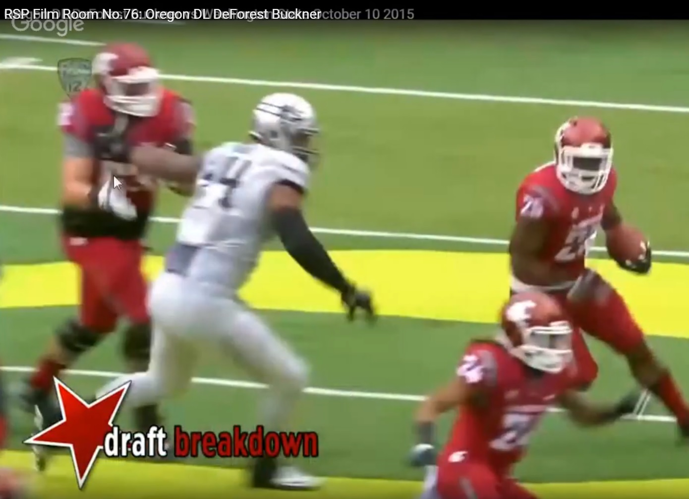 RSP Film Room No.76: DL DeForest Buckner