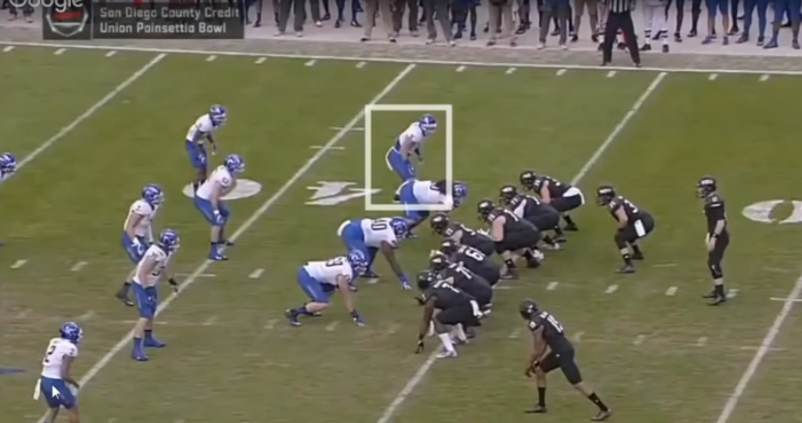 RSP Film Room No.77: Edge Defender Kamalei Correa